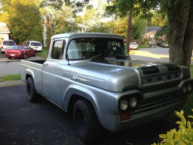 1959 Ford F100 428 for sale: photos, technical specifications, description