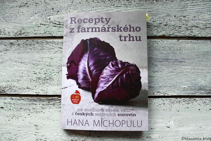 Knihovna: Recepty z farmářského trhu - Delicious blog