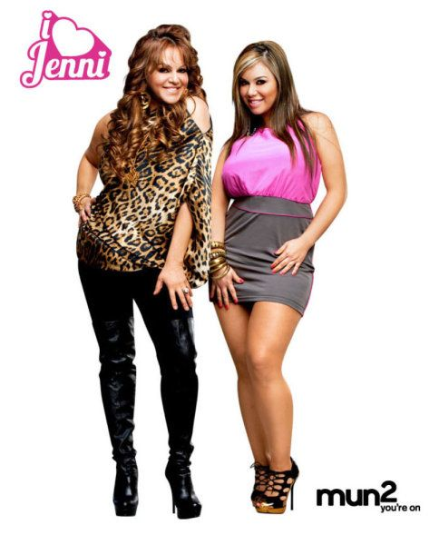 I LOVE this show. RIP, Jenni Rivera.
