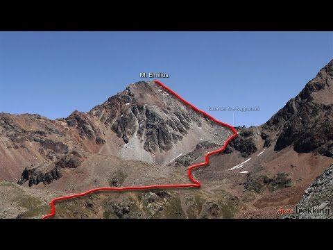 Salita al monte Vioz - YouTube