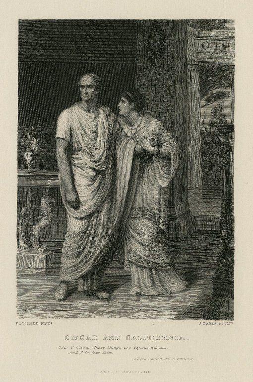 William Shakespeare     Julius Caesar Act   Scene     Genius Act Two  Scene