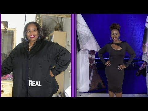Chaunda lost 120 pounds   Black Weight Loss Success