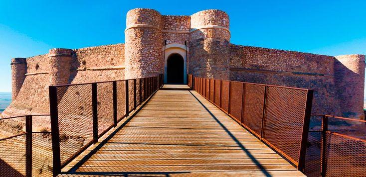 Chinchilla de Monte Aragón. Castillo en Chinchilla.