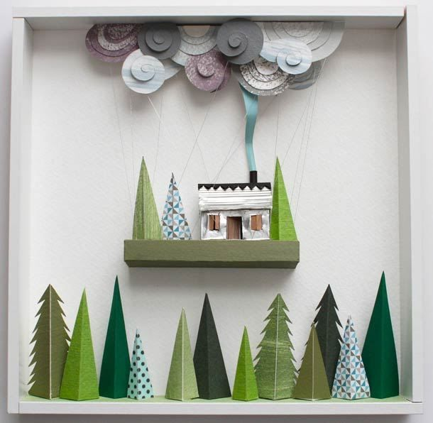 Paper Creations – By HELEN MUSSELWHITE