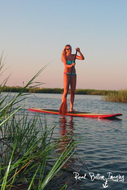 North Myrtle Beach Paddle Boarding