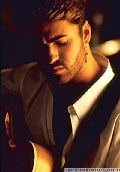 George Michael looks just like my ex boy friend Richard god bless his soul '