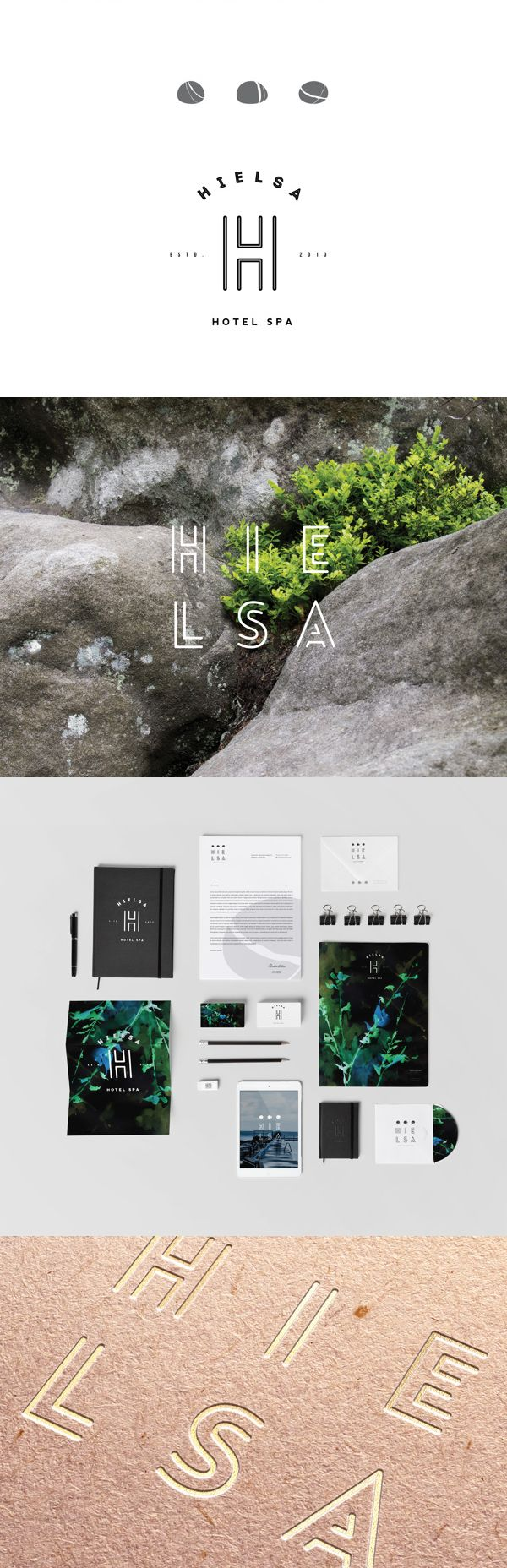 identity / hielsa - hotel spa