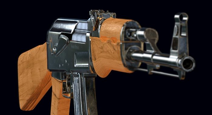 5 Tweaks To Make Your AK-47 A 200-Yard Show-Stopper