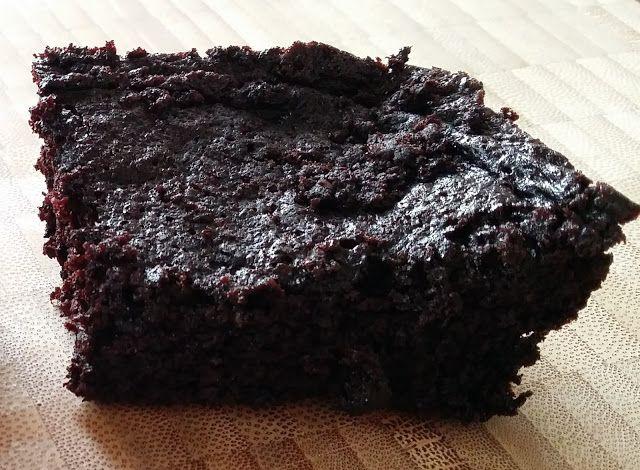 D'agaraad: Zwarte bonen brownies