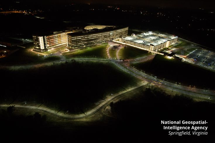 New Photos of the NSA and Other Top Intelligence Agencies Revealed for First Time - The InterceptThe Intercept