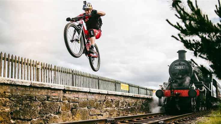 """Just landed ! Danny MacAskill's ALL NEW """"Wee Day Out"""""""