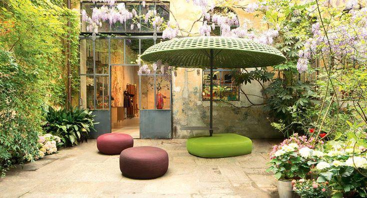 Parasol design de terrasse et de jardin – 20 modèles haut de gamme ...