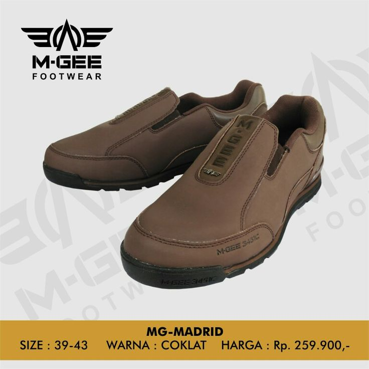 M-GEE Footwear MG-MADRID Brown