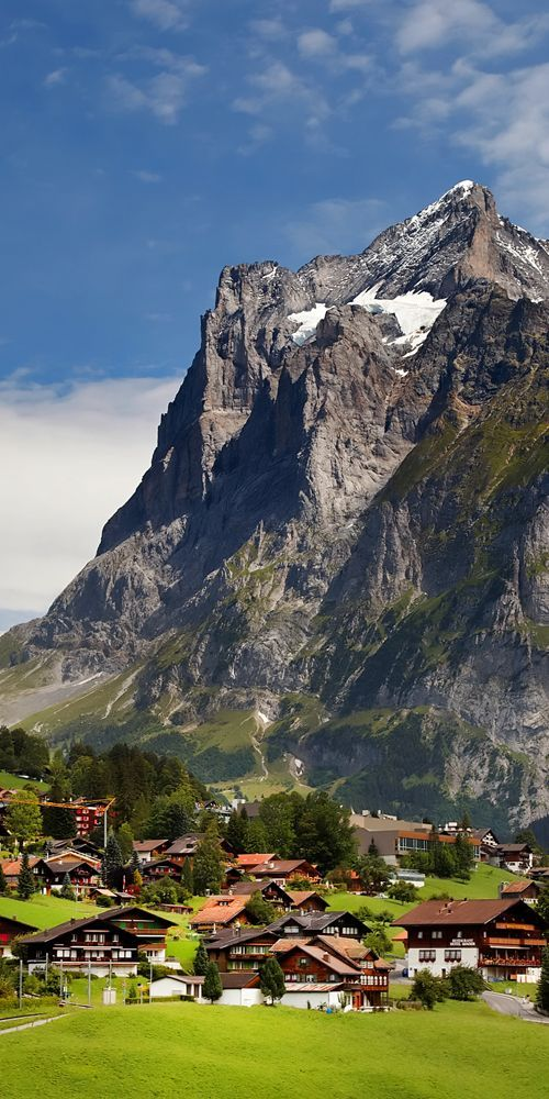 Attractive Switzerland