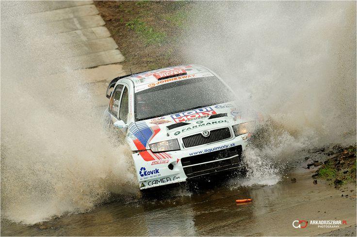 Igor Drotar - Rzeszowski Rally 2014