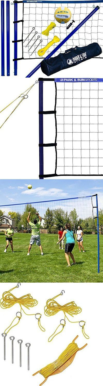 nets 159131 park and sun sports spiker sport portable outdoor