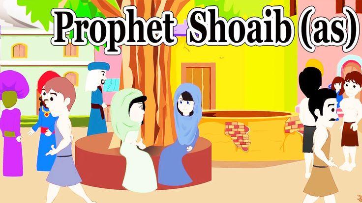 Shoaib (AS) - Prophet story ( No Music) - Islamic Cartoon - YouTube