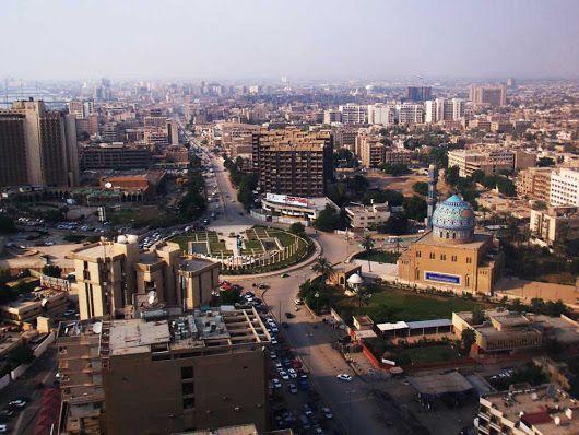 Luiz Antonio de Cara - Google+/Bagdá-Iraque