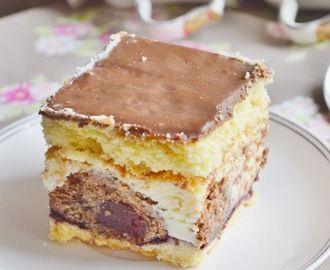 Ciasto Bawole oczy według Siostry Anastazji