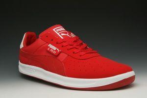 Puma G.Vilas 2 Men's Sneakers In Red(349273-15)