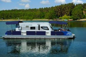 Bootsverleih/Bootsvermietung - Hausboote Yachten Müritz Boote mieten
