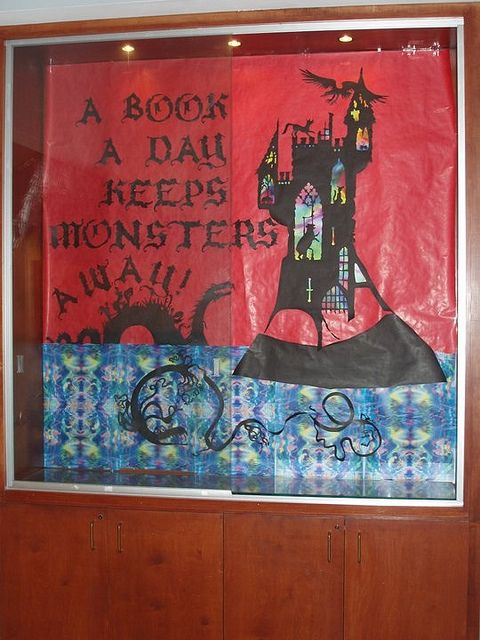 17 Best Images About Reading Bulletin Boards On Pinterest