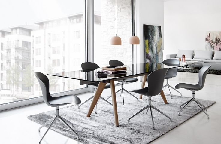 17 best images about boconcept collection 2015 on for Boconcept dining table