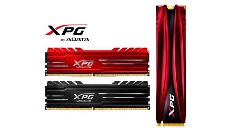 ADATAa anuntat astazi noi modele de memorii SSD si DDR4 din seria XPG GAMMIX: SSD GAMMIX S10 si DDR4 GAMMIX D10, memorii prezentate la Computex 2017. Ambele tipuri de memorie [...]