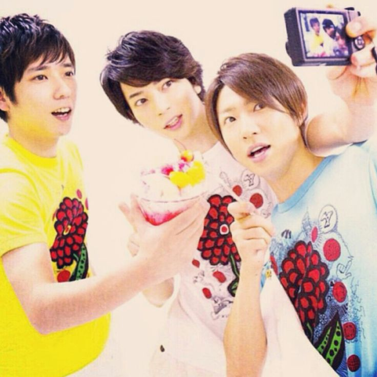 Nino × Jun ×Aiba-chan