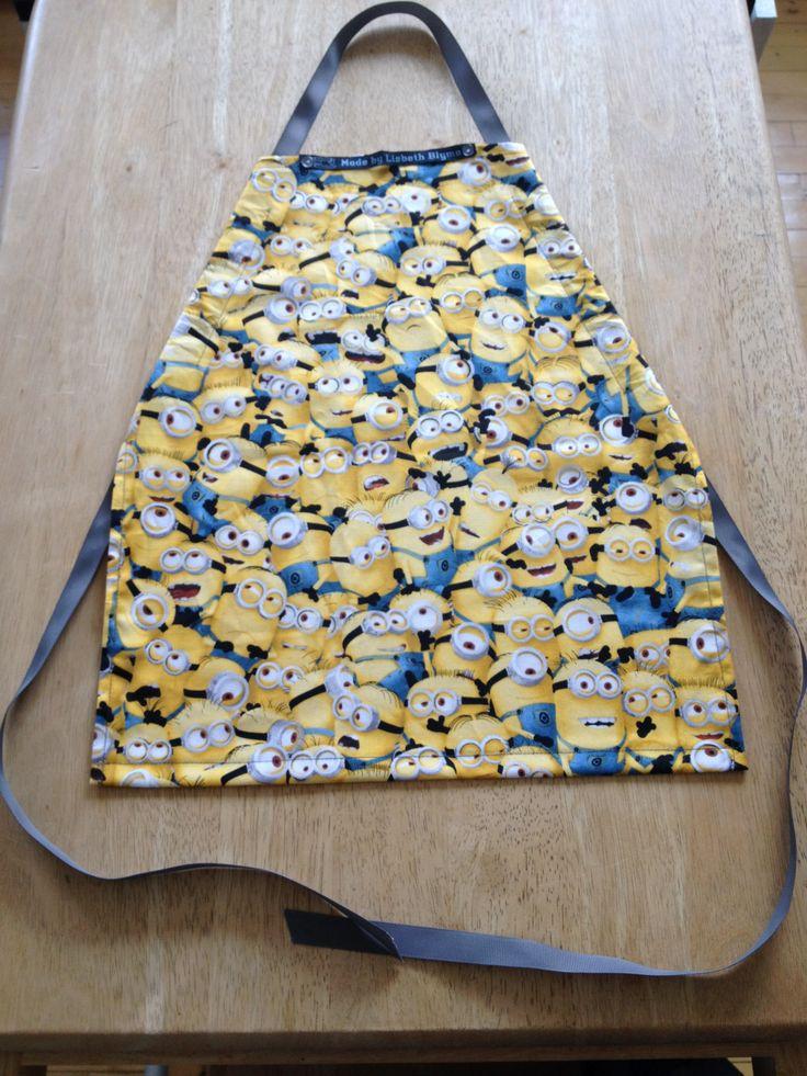 Minons apron - forklæde