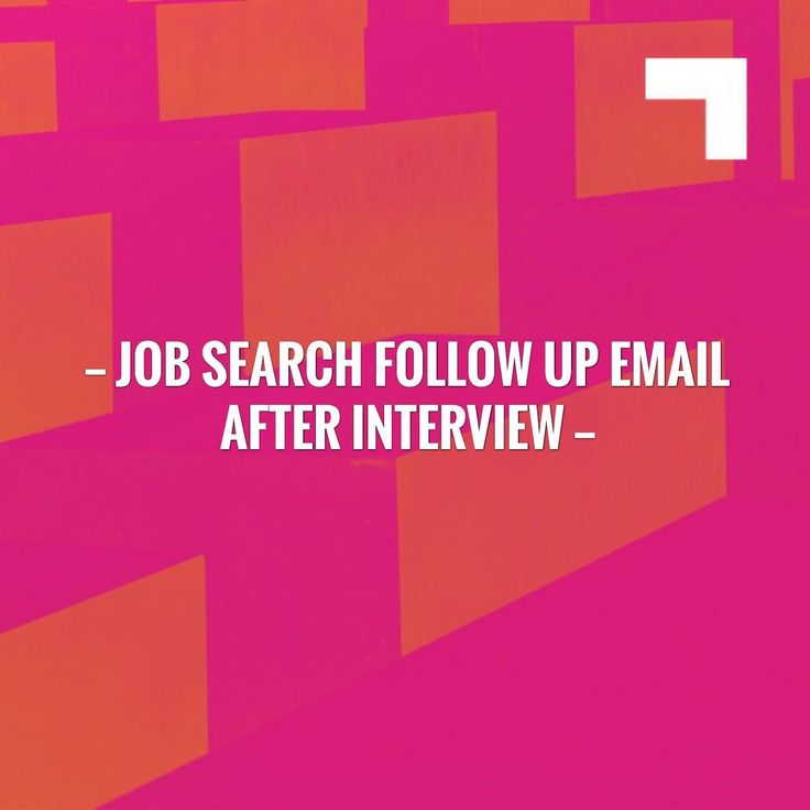 Best 25+ Interview follow up email ideas on Pinterest Landing - follow up after interview