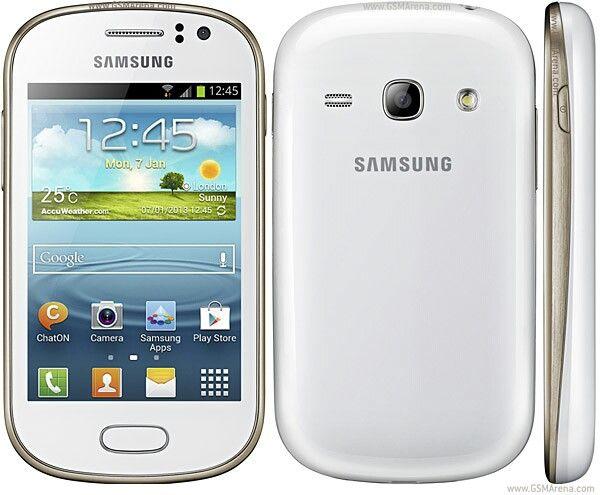 Samsung galaxy fame (white version)