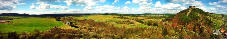 czech landscape panorama by gnex