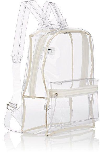 3622b5626b MM6 Maison Margiela Clear Backpack - Backpacks - 505519535