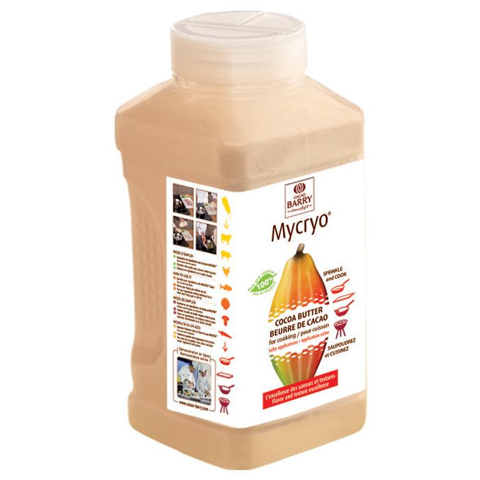 Mycryo Cocoa Butter | Cacao Barry