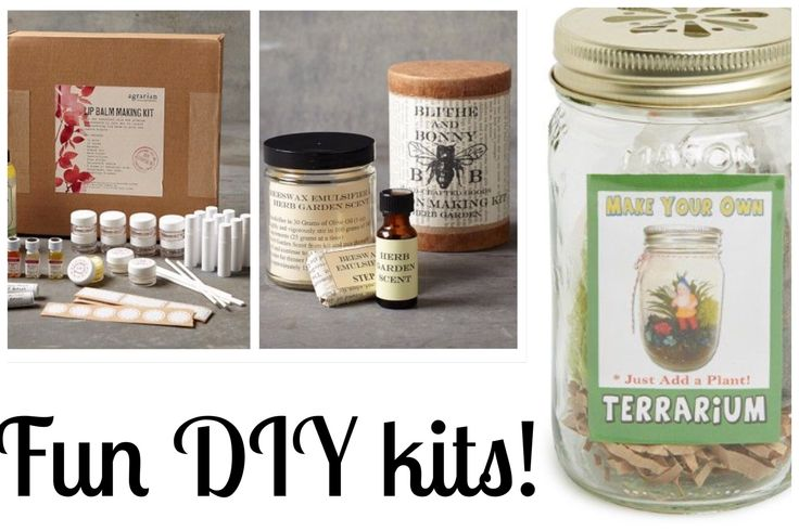 Love these fun DIY kits via Nordstrom and Williams Somona for more visit asksuzannebell.com/its-here-the-asb-holiday-gift-guide-for-tweens/