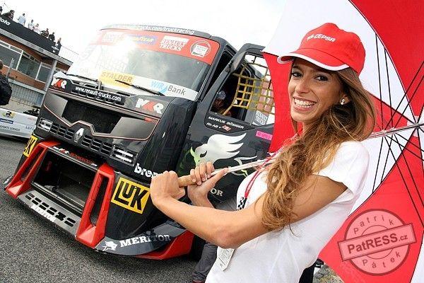 GP Camión de Espana   PatRESS.cz - sportovní zpravodajství