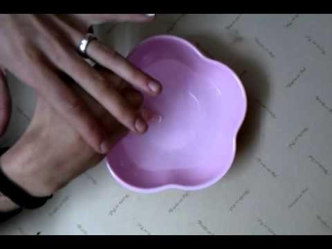 Quitar uñas acrílicas - Retirar esmalte - YouTube