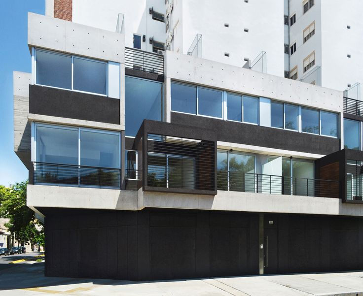 Urban Style Pampa - F2M Arquitectos - Esquina La Pampa y Mariano Acha - + Info: http://www.f2mstudio.com.ar/p/urban-style-pampa.html