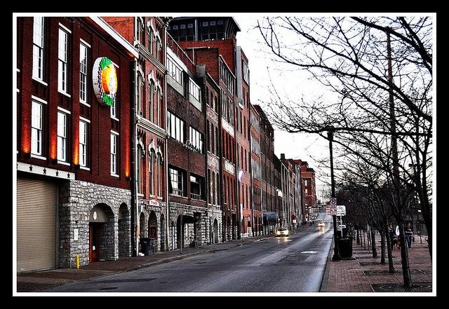 Nashville, Tn. Fun place to visit.