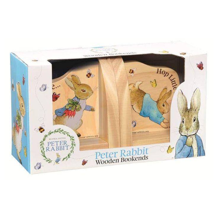Peter Rabbit - Peter Rabbit Bookends. Product code: PO1236
