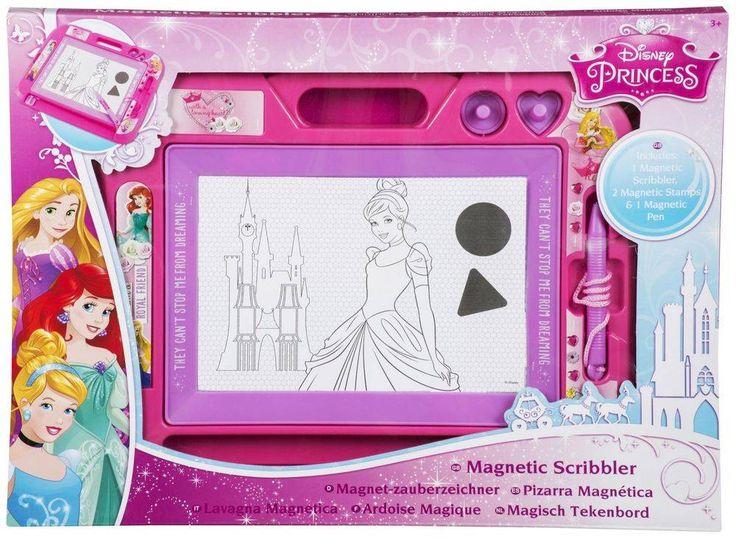 Princess - Magnetisch Tekenbord (Medium)