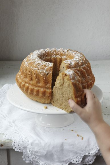 Spekulatius Buttermilch Kuchen