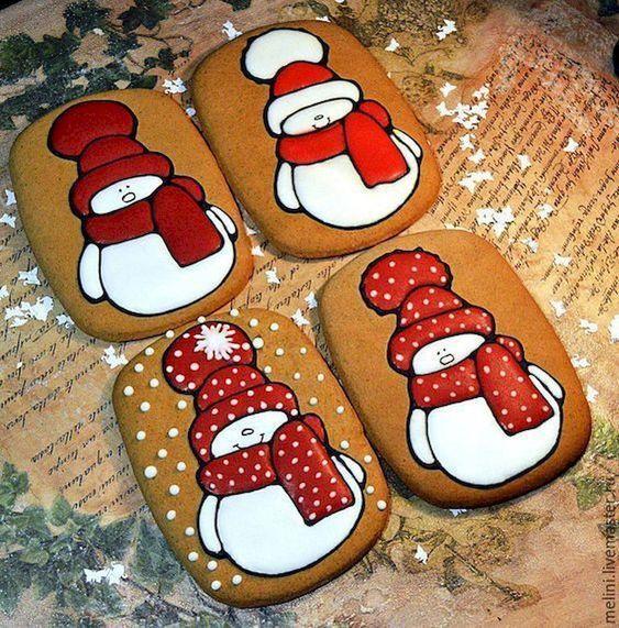50 Easy DIY Christmas Painted Rock Design Ideas (12