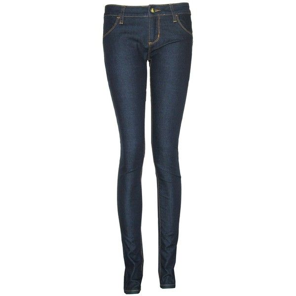 Monkee Genes Sustainable Bamboo Skin Fit Jeans ($85) ❤ liked on Polyvore featuring jeans, pants, bamboo, monkee genes, blue, low rise jeans, skinny leg jeans, blue jeggings and skinny fit jeans