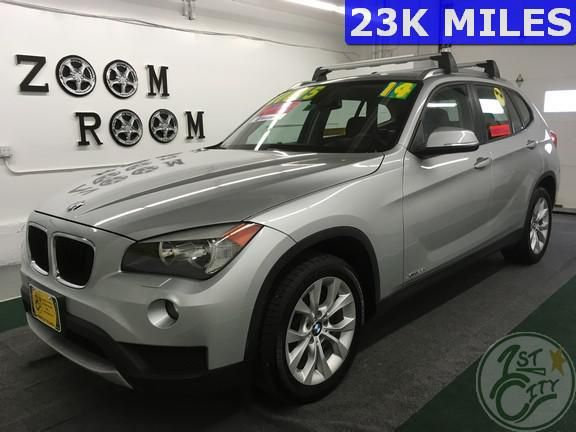 2014 BMW X1 XDrive28i for sale at First City Cars and Trucks in Rochester, NH $20,875
