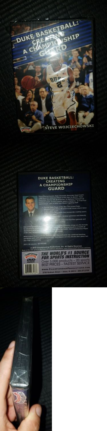 Training Aids 64642: Duke Basketball: Creating A Championship Guard ( Coaching Basketball Dvd) -> BUY IT NOW ONLY: $34.99 on eBay!