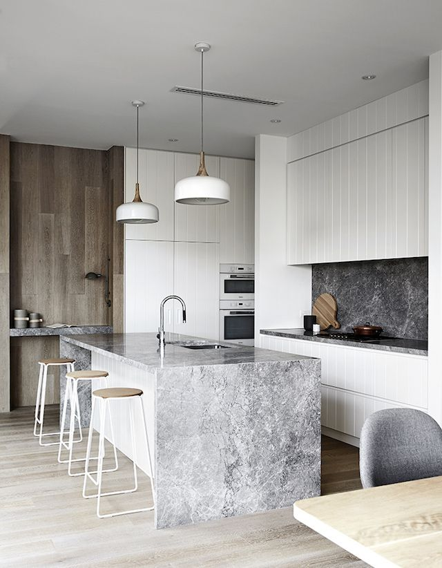 LOVING THIS FAMILY HOME IN THE TINY COASTAL TOWN OF PORTSEA, ON VICTORIA'S MORNINGTON PENINSULA {there are elements that look like what we're doing in our renovation} {Pic: estliving.com} we think you'll also love...