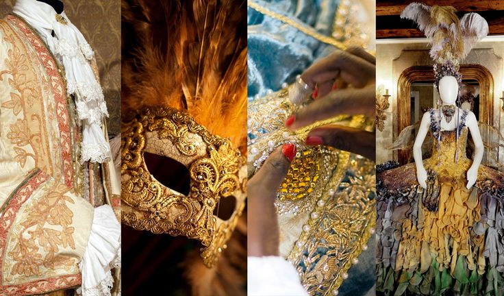 Venice Carnival Costumes | Venice Carnival costumes and masks: interview with Antonia Sautter