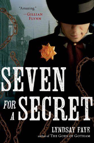 Тайна семи / Seven for a Secret Фэй Линдси